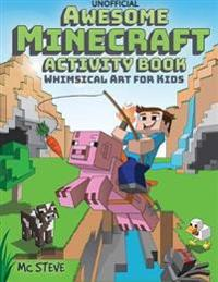 Awesome Minecraft Activity Book