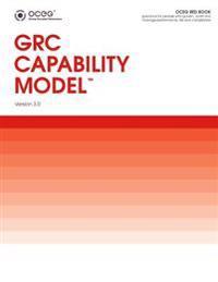Grc Capability Model (Red Book) in Paperback