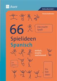 66 Spielideen Spanisch