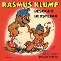 Rasmus Klump besøger bedstefar og syv andre historier