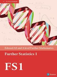 Edexcel AS and A level Further Mathematics Further Statistics 1 Textbook + e-book