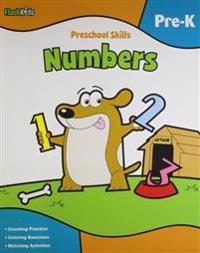 Numbers Preschool Skills