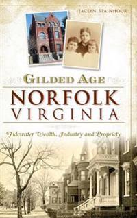 Gilded Age Norfolk, Virginia: Tidewater Wealth, Industry and Propriety