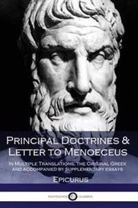 Principal Doctrines & Letter to Menoeceus