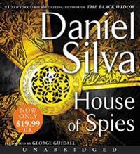House of Spies Low Price CD