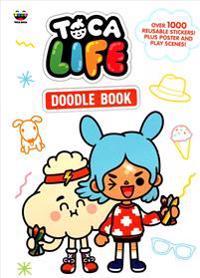 Toca Life Doodle Book (Toca Boca)