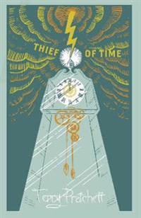 Thief of time - (discworld novel 26)