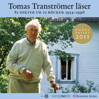 Tomas Tranströmer läser 82 dikter ur 10 böcker 1954-1996