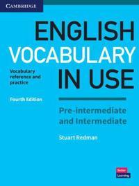 English Vocabulary in Use Pre-Intermediate & Intermediate