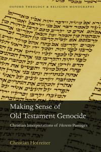 Making Sense of Old Testament Genocide