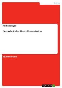 Die Arbeit Der Hartz-Kommission