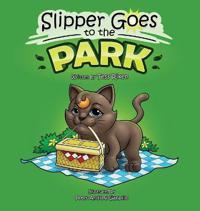 Slipper Goes to the Park - Tess Rixen - böcker (9780692888070)     Bokhandel