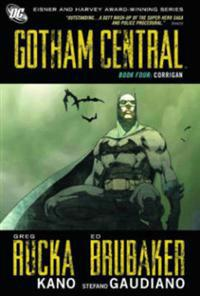 Gotham Central 4