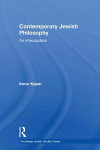 Contemporary Jewish Philosophy