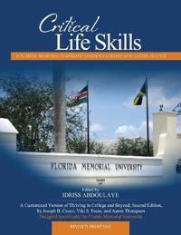 CRITICAL LIFE SKILLS: A FLORIDA MEMORIAL