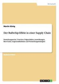 Der Bullwhip-Effekt in Einer Supply Chain