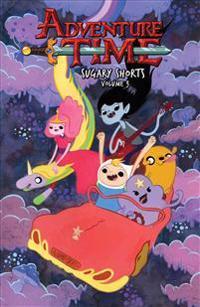 Adventure Time: Sugary Shorts, Volume 3