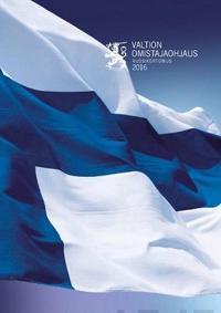 Valtioneuvoston kanslian omistajaohjausosaston vuosikertomus 2016