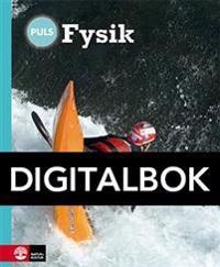 PULS Fysik 7-9 Grundbok Digital, fjärde upplagan