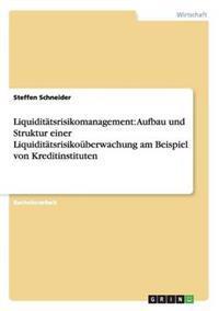 Liquiditatsrisikomanagement