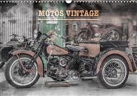 Motos Vintage 2018