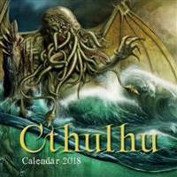 Cthulhu Wall Calendar 2018 (Art Calendar)