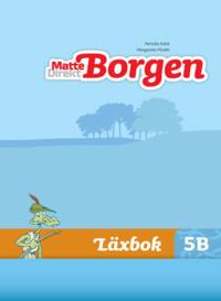 Matte Direkt Borgen Läxbok 5B Ny upplaga