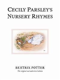 Cecily Parsley's Nursery Rhymes - Beatrix Potter - böcker (9780723247920)     Bokhandel