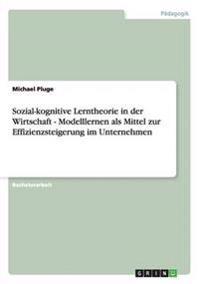 Sozial-Kognitive Lerntheorie in Der Wirtschaft - Modelllernen ALS Mittel Zur Effizienzsteigerung Im Unternehmen