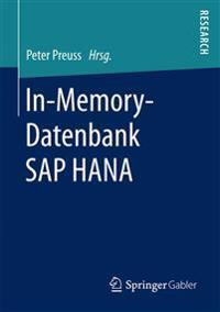 In-memory-datenbank Sap Hana