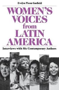 Women's Voices from Latin America
