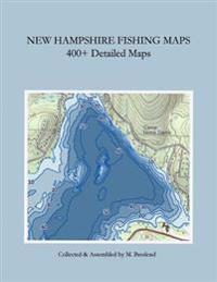 New Hampshire Fishing Maps: 400+ Detailed Fishing Maps
