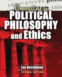 CONVERSATIONS IN POLITICAL PHILOSOPHY AN