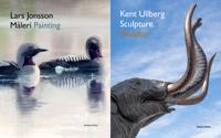 Kent Ullberg : skulptur ; Lars Jonsson : måleri - Onita Wass, Marika Wachtmeister, Anders Bergmark pdf epub