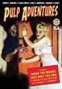 Pulp Adventures #25: The Golden Saint Meets the Scorpion Queen