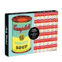 Andy Warhol Soup Can Double Sided