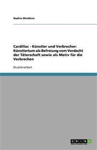 Cardillac - Kunstler Und Verbrecher
