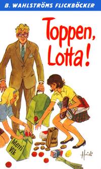Lotta 32 - Toppen, Lotta!