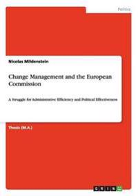 Change Management and the European Commission