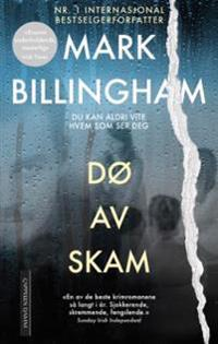 Dø av skam - Mark Billingham | Ridgeroadrun.org