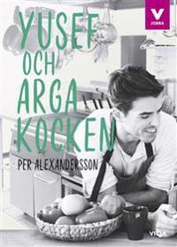 Yusef och arga kocken (CD + bok)