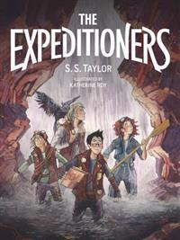 Expeditioners and the Treasure of Drowned Man's Canyon