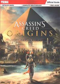 Assassin's Creed Origins: Prima Official Guide