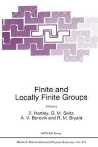 Finite and Locally Finite Groups