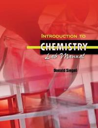 INTRODUCTION TO CHEMISTRY LAB MANUAL