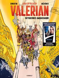 Linda og valentin - Valerian: Skyggernes ambassadør