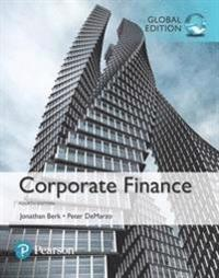 CORPORATE FINANCE WITH MFL ACCESS AND ENG-SWE GLOSSARY 2017