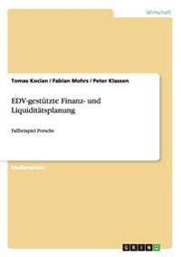Edv-Gestutzte Finanz- Und Liquiditatsplanung