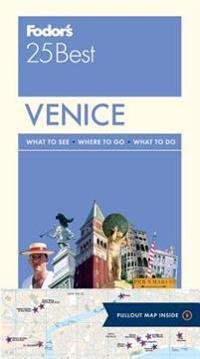 Fodor's Venice 25 Best