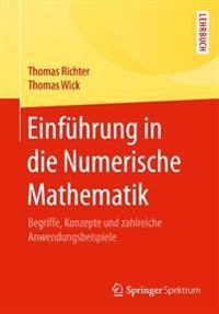Einf�hrung in Die Numerische Mathematik